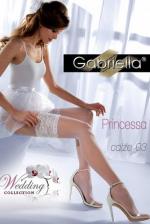 Esküvői fehérnemű, Princessa 03 fehér combfix