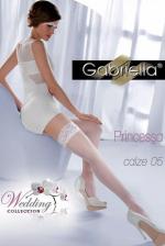 Fehér combfix, Princessa 05 esküvői fehérnemű