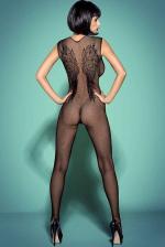 N112 fekete cicaruha, erotikus fehérnemű